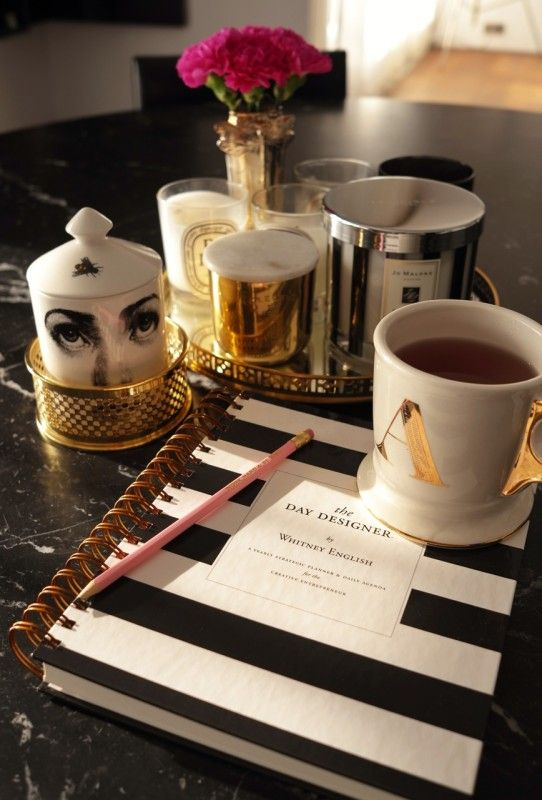 Gold Tom Dixon Eclectic Day Designer Whitney English Diptyque Jo Malone Anthropologie | Mangoblüte Life & Styleblog