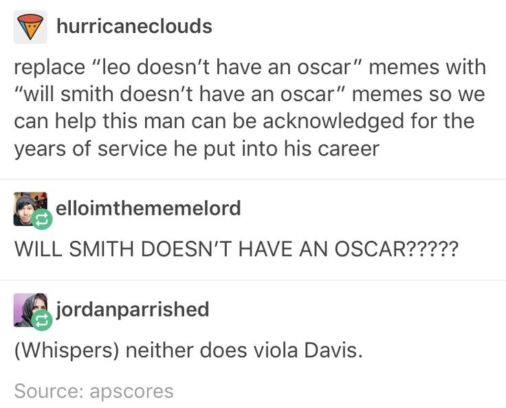 WILL SMITH DOESNT HAVE AN OSCAR???? // cosmicwonderlnd ✧<<< ?