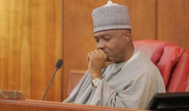 Senate President Bukola Saraki yesterday replied Acting President Yemi Osinbajo on the power of the National Assembly on budget saying there is no ambiguity in the Constitution on the matter.  Saraki made the remark yesterday during plenary when the Deputy Senate Leader Senator Bala Ibn NaAllah (APC Kebbi) raised a point of order on Osinbajos statement that the National Assembly has no power to insert projects in the budget.  Osinbajo had on Tuesday at Banquet Hall of the Aso Rock…