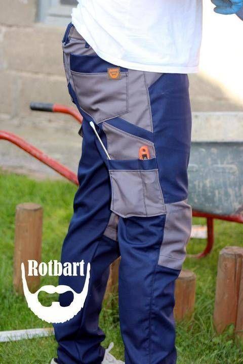 BEIN ERWEITERUNG zur Rotbart Cargo Hose Nähanleitung und Schnittmuster bei Makerist