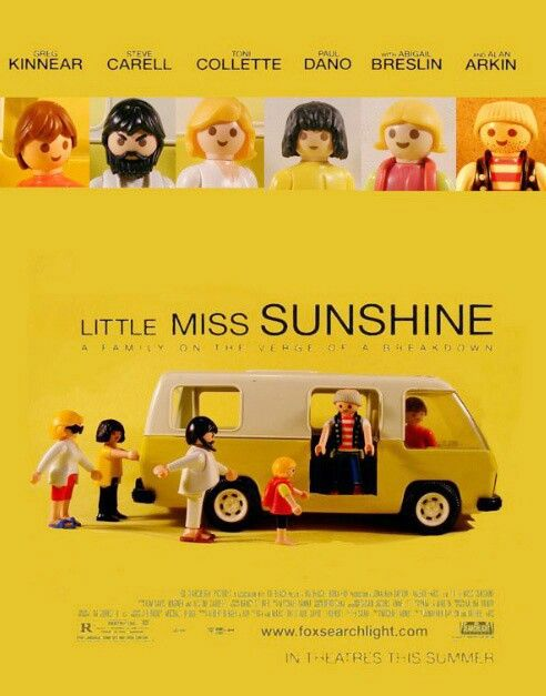 Little Miss Sunshinebil
