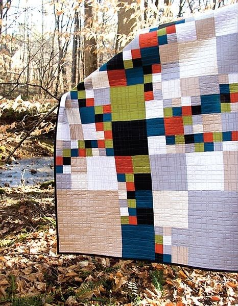 423620527178410097620 Life Imitating Quilts Designer Pattern: Robert Kaufman Fabric Company