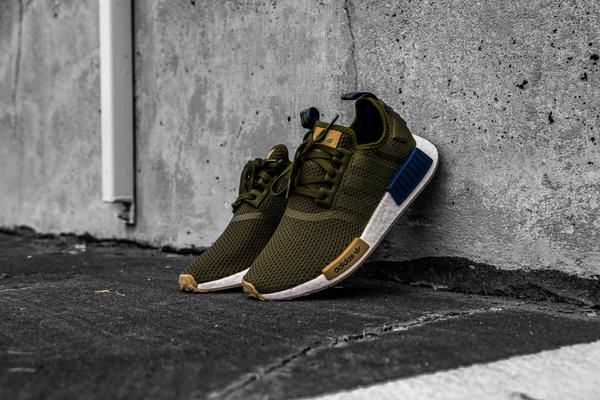 05fee93f7e764 Adidas NMD R1 - Night Cargo   Collegiate Navy   Hemp in 2019 ...