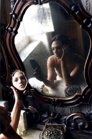 ITALY—The Italian actress Asia Argento, 1997.  © Ferdinando Scianna / Magnum Photos