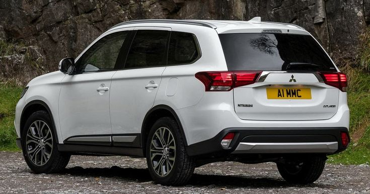 Updated 2017 Mitsubishi Outlander Diesel Joins UK Range, Priced From £24,999 #Mitsubishi #Mitsubishi_Outlander