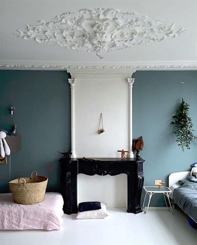 17 Best images about Blå veggfarge on Pinterest Dark blue walls - welche farbe für das schlafzimmer