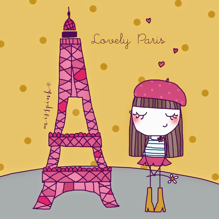 ♥ Paris! by misspink®