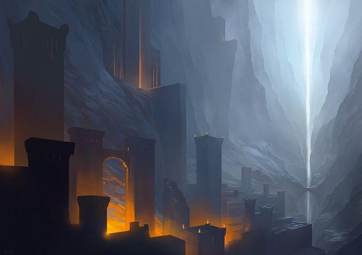 The Forges by noahbradley.deviantart.com on @deviantART