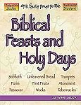 Multi-Level Biblical Feasts and Holy Days Student: Possible place to go next in Bible