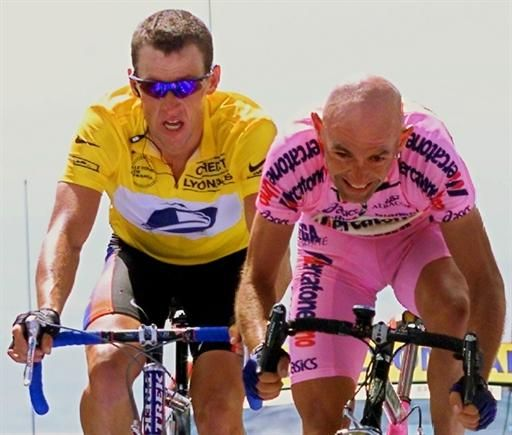 Lance Armstrong regretted giving the Ventoux stage to Marco Pantani.