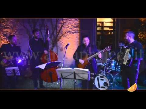 ALMA PROJECT - GS Folk Band - Tarantelle (Italian Tradition) - YouTube