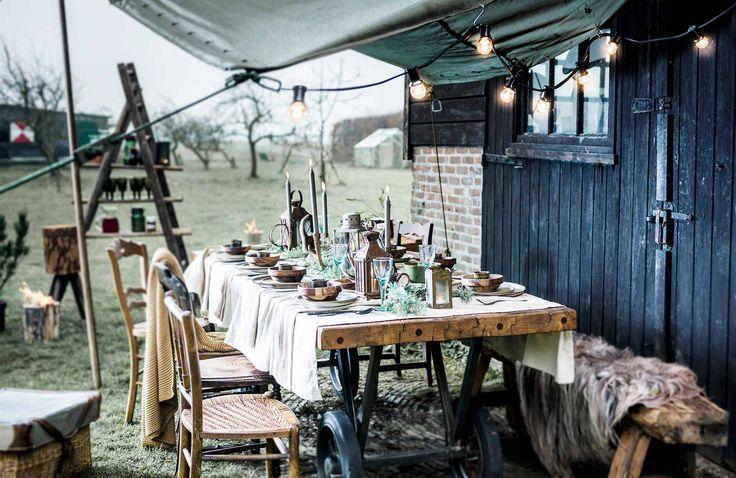 Eettafel | eating table | vtwonen 03-2017 | Fotografie Sjoerd Eickmans | Styling Liza Wassenaar