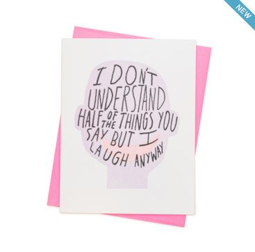 Greeting card from Ashkahn - available to order at Bobangles!   #Ashkahn #cards #gift #humour #funny #Australia #Bobangles