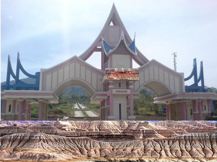 Solok Town_city of rice_West Sumatera_Indonesia