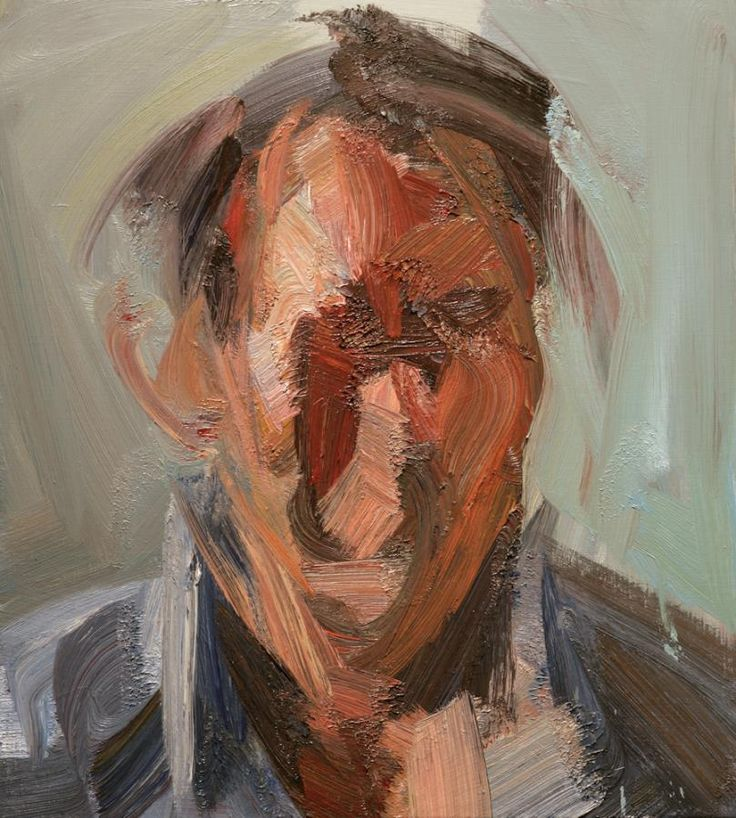Tai-Shan Schierenberg Self Portrait as Proteus I 2008