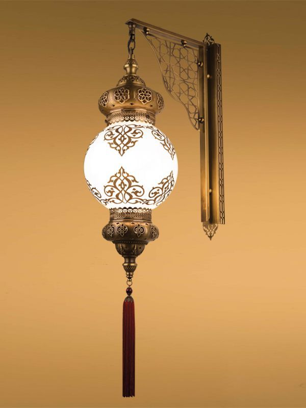 luxurious lighting. ottoman lace style wall lamp a6n235 luxurious lighting p