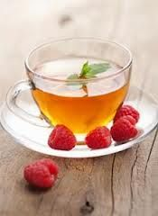 If you suffer from Hot Flashes and Night Sweats, make this Sage and Raspberry Leaf Tea for relieving the symptoms.