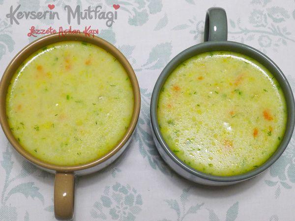 Havuçlu Karnabahar Çorbası Tarifi - Kevser'in Mutfağı - Yemek Tarifleri