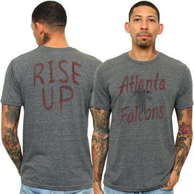 Atlanta Falcons Game Day Premium T-Shirt - Ash