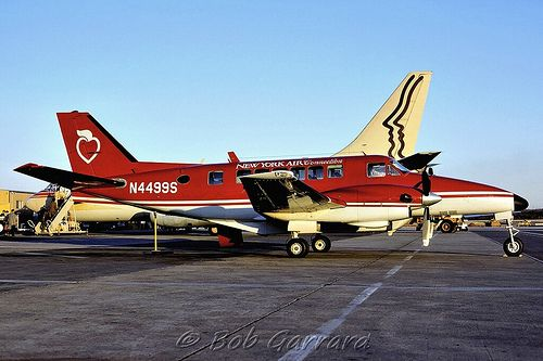 N4499S New York Air Connection Colgan Airways | A Beech 99 A… | Flickr