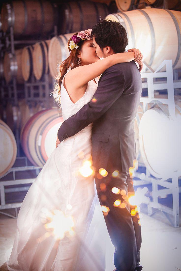 Taiwanese Pre Wedding shoot: Cape Town Waterfront and Hidden Valley Wines in Stellenbosch.  View shoot here: http://michelledt.com/portfolio/3690/