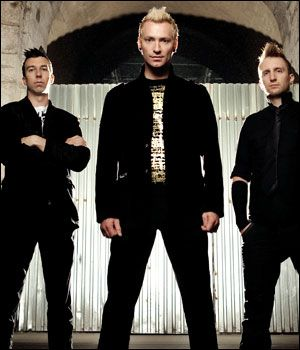 Thousand Foot Krutch/  You know I love me some TFK!!