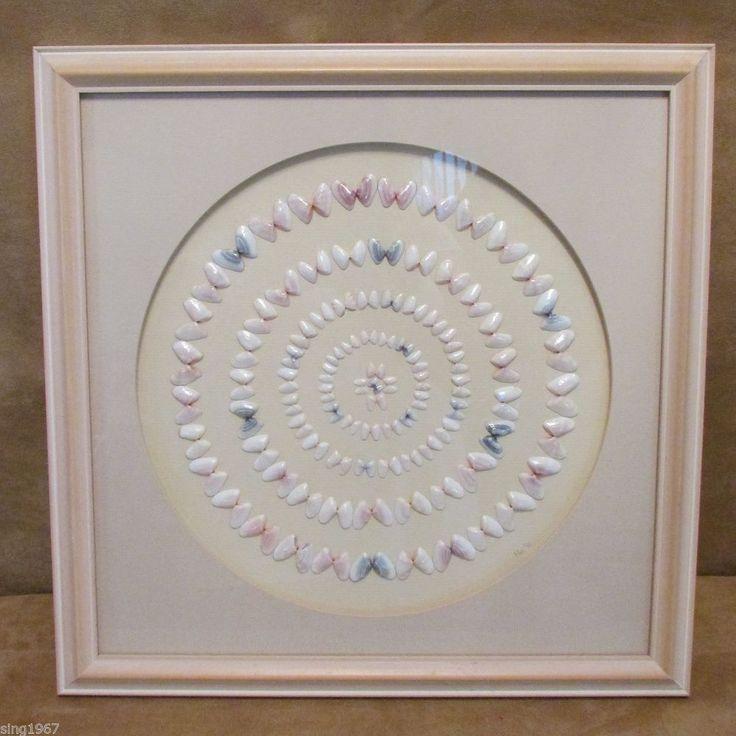 17 Best Ideas About Shell Art On Pinterest Seashell