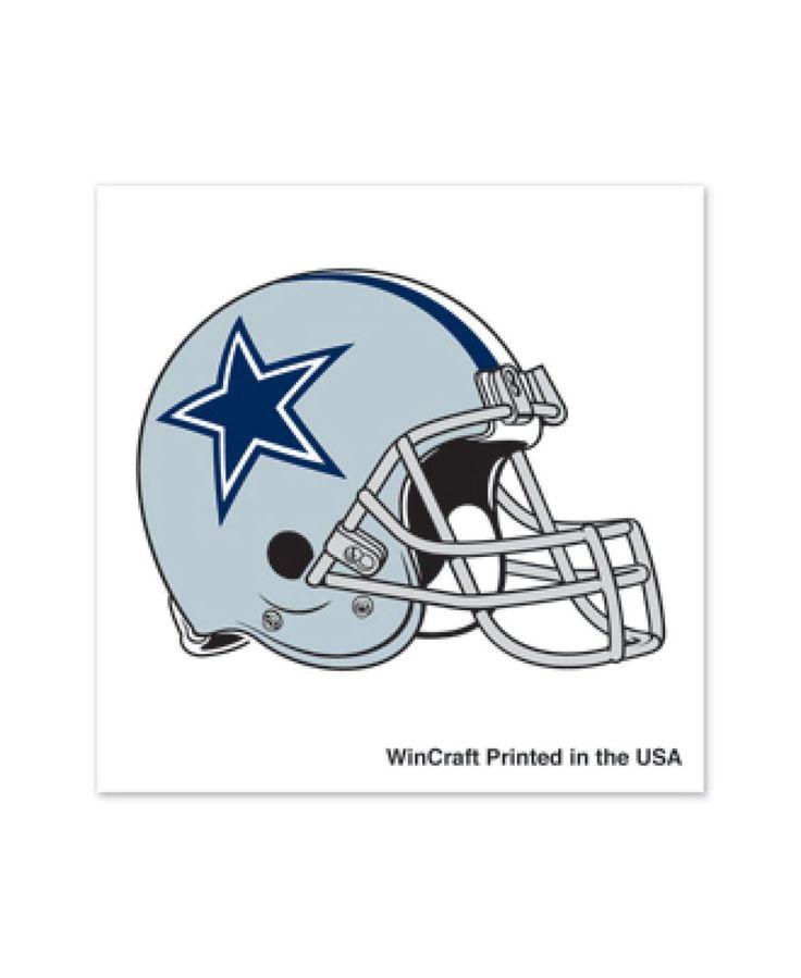 Wincraft Dallas Cowboys 4-Pack Tattoos