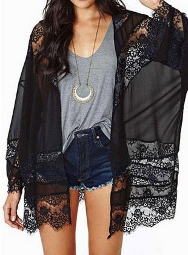 215 best Modern Kimono images on Pinterest | Kimono jacket, Boho ...
