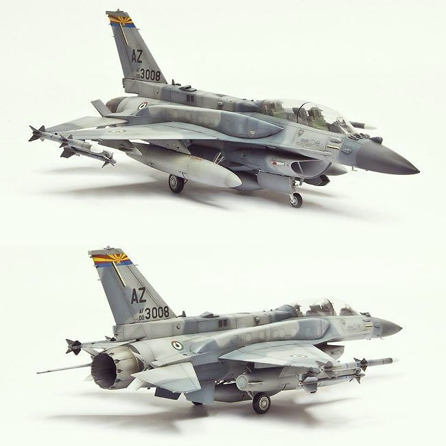 F-16 Block 60 UAE 1/48 Hasegawa. Modeler Jarek Rydzyński #scalemodel #plastimodelismo #miniatura #miniature #maqueta #maquette #modelismo #scalemodelkit #plastickits #usinadoskits #udk #hobby #hasegawa