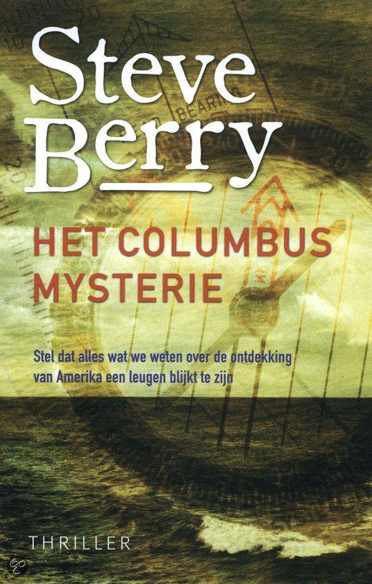 Steve Berry - Het Columbus mysterie