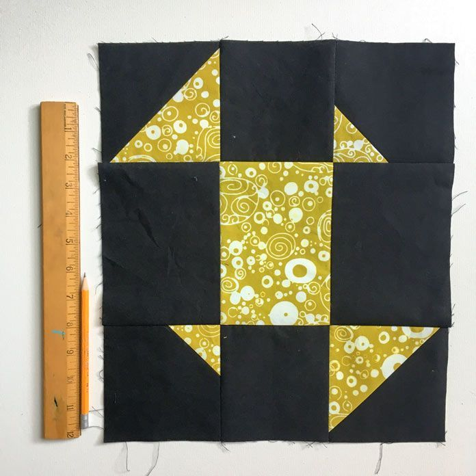Modern Shoofly Block Assembly With Banyan Batiks Mod Graphics Quilt Blocks Fabric Squares Quilts