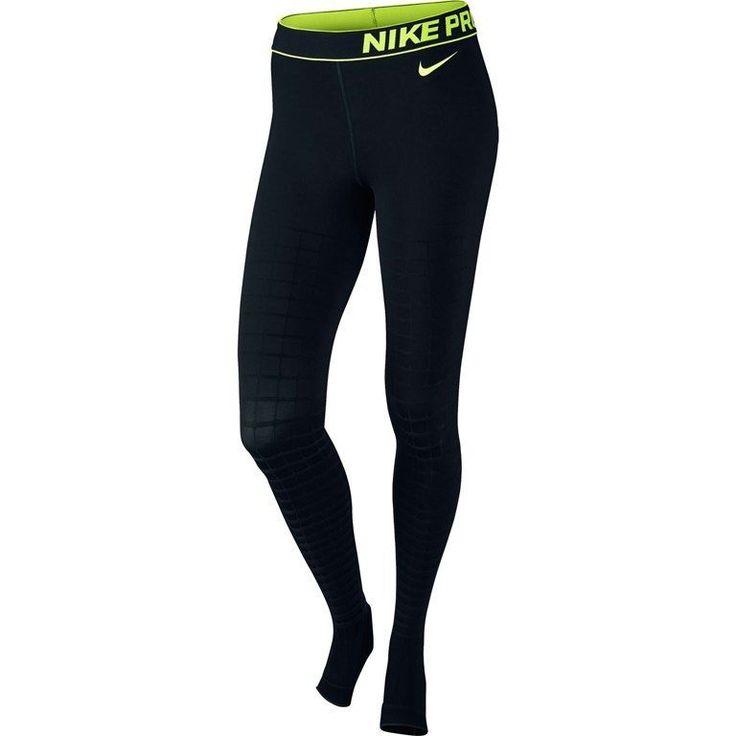 Nike Pro Recovery Hypertight Women's Training Tights $140 642550 010 Small
