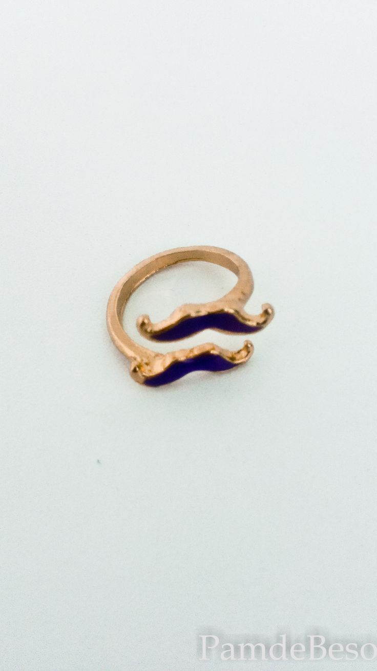 #Ring #Mustache #Cute #Fashion #Women #Cool #Pamdebeso