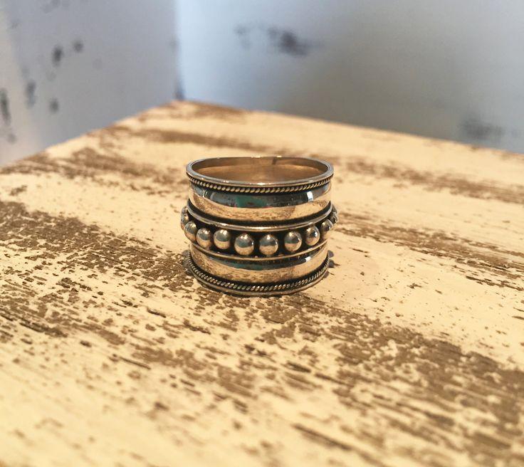 Bali Style Ring