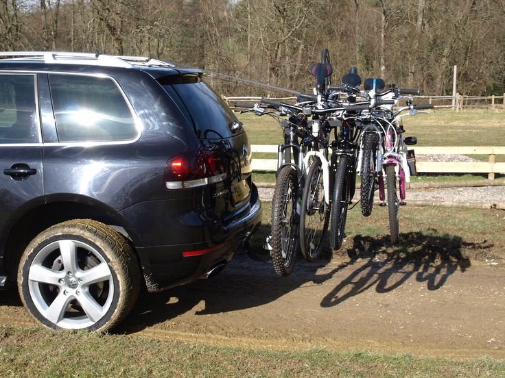 MAXXRAXX bike rack, cycle carriers, home. The UK 4 bike, cycle carrier, car bicycle rack
