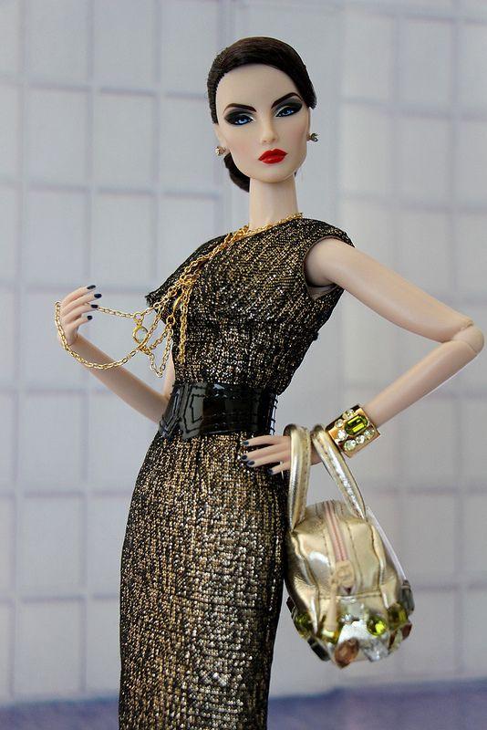 Elise | Fashion Royalty | Flickr - Photo Sharing!