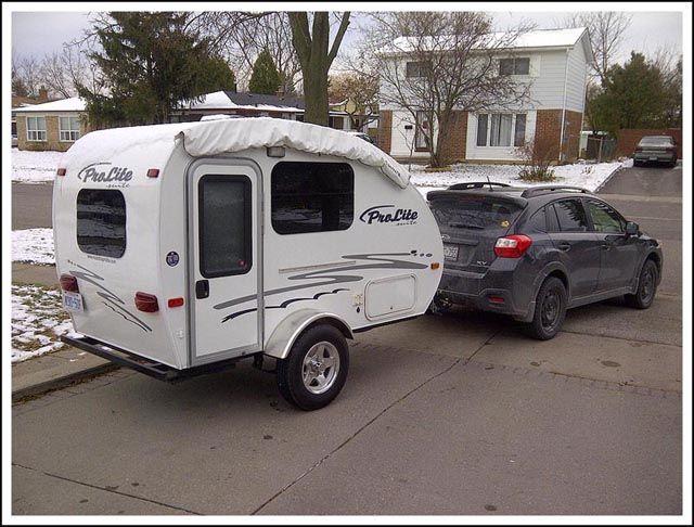 subaru crosstrek towing a trailer - Google Search | Subaru ...