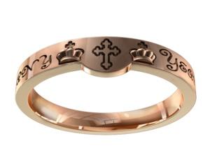 68 best wedding rings we love images on Pinterest Cross rings