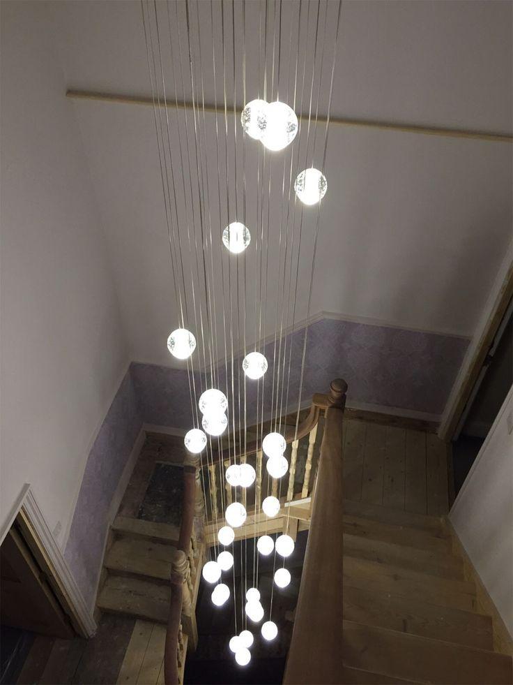 96 best Staircase Lighting images on Pinterest | Lighting ideas ...