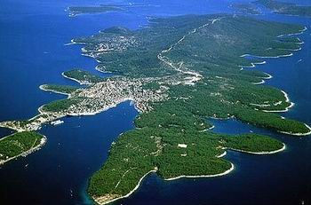 Isle of Lussino (Croatia)