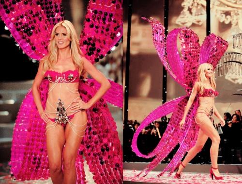 Heidi Klum for Victoria's Secret: Luv Bows, Victoria Secret Pink, Pink Stuff, Pink Glam, Victoria Secret3, Heidi Klum, Pink Bows, Victoria Secretpink, Pinky Promi