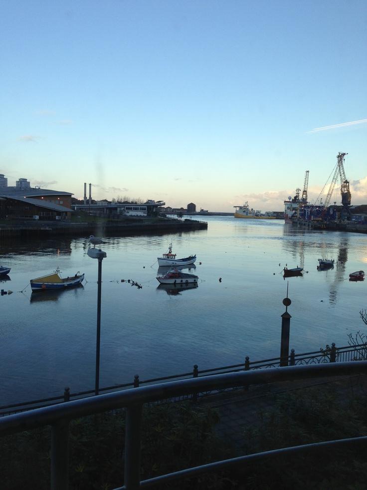 View in Sunderland!