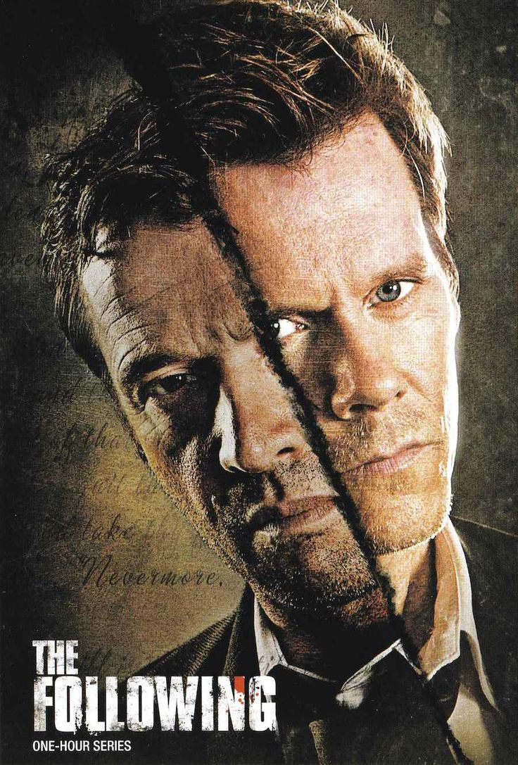 The Following, seriously the BEST show on TV right now!!