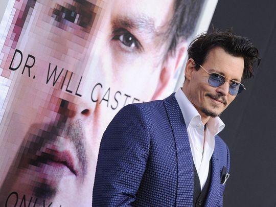 Coup dur pour Johnny Depp, il fait désormais partie des acteurs surpayés