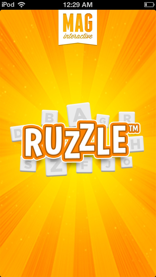 Ruzzle the game just like scramble with friends but there isn't an app where u can cheat.