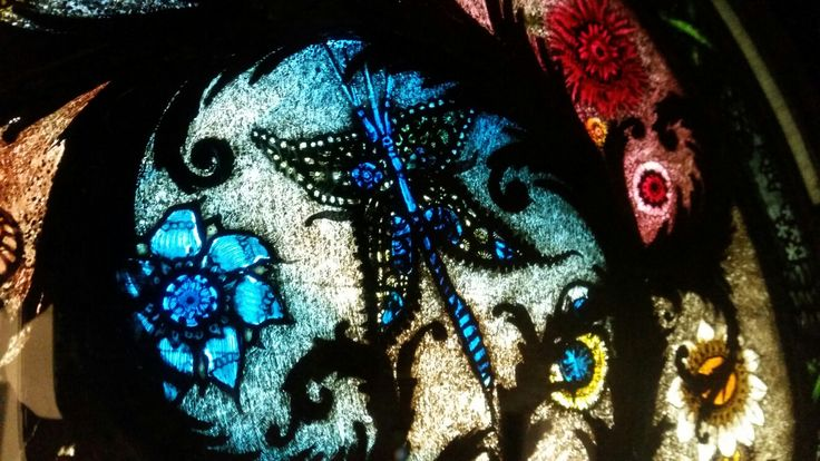 The Eve of St Agnes by Harry Clarke - Butter and a fly