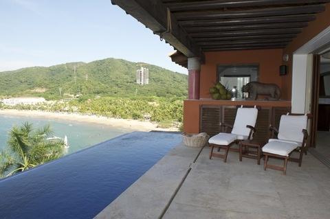 Ático dúplex en #Mexico, 4 habitaciones, en comunidad vallada con acceso a playas privadas y bosques.