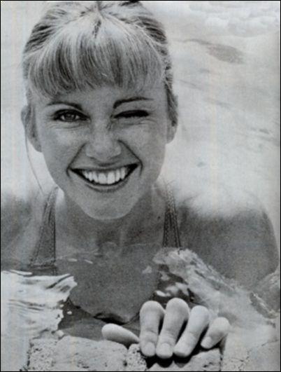 Olivia Newton-John... Such a beautiful woman at any age.