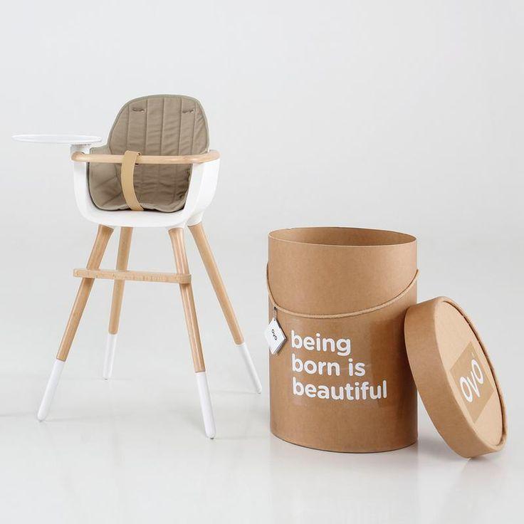 Der mitwachsende Kinderhochstuhl in stilvollem Design!  Der Micuna Hochstuhl Ovo One Luxe wächst mit Ihrem Kind mit und ist ein sicherer Begleiter, der zudem durch stilvolles Design besticht.